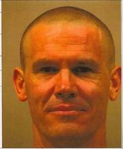 Josh Brolin Booking Photo