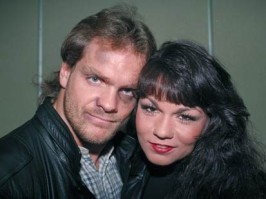 Chris Benoit and Nancy Benoit