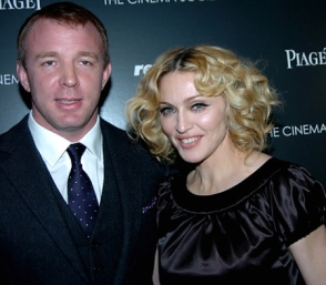 Madonna and Guy Ritchie Planning Divorce