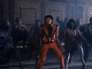 Jackson Sued Over Thriller Profits